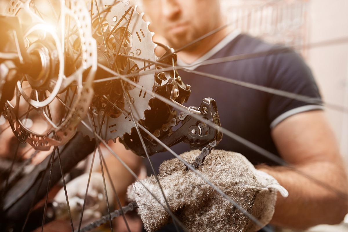 Schnelle Reparatur deiner Fahrräder in der Werkstatt Velo Wunderlich in Bonn