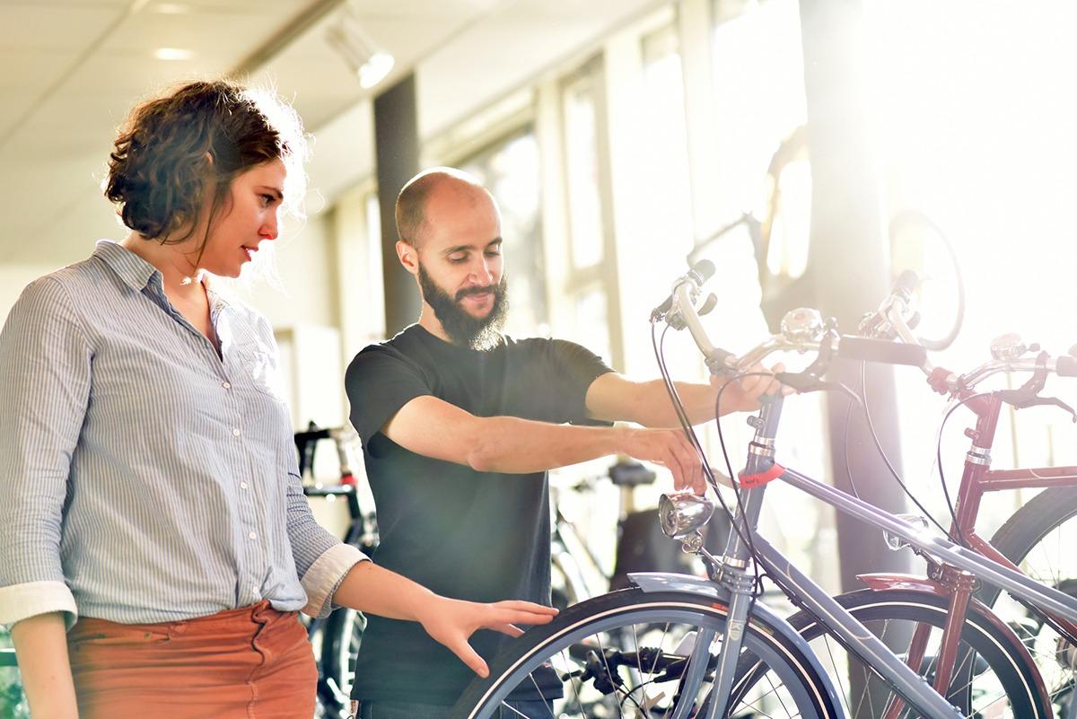 Gute Beratung & gute Fahrräder